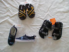 NWT GYMBOREE SHARK PATROL YELLOW PATTERNED SANDALS TENNIS SHOES YOU PICK