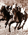 SEABISCUIT DEFEATS WAR ADMIRAL 1938 PHOTO PRINT 01