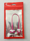 "8"" FLAT NOODLE USB Data Sync charger Cable FOR apple iphone 4S & ipod nano 6 5"