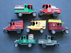 1912 Ford Model T Oxford Diecast Ltd Ed - various types & liveries available