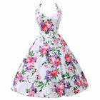 Vintage Sexy Jive 50s Pinup Party Dress Rockabilly Evening Carnival Prom Dresses