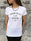 CAMERON DALLAS IS MY BOYFRIEND T-shirt Top Funny Slogan Tumblr Dope Fangirl Vine