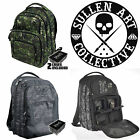 Blaq Paq - By Sullen, Tattoo Bag,Camouflage, Ruck Sack,Back Pack,Travel Bag,Inks