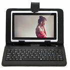 "iRULU 7"" 1G/16G Android 6.0 Tablet PC Quad Core Camera Bluetooth with Keyboard"