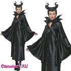 Ladies Maleficent Disney Costume Movie Official Halloween Rubies Fancy Dress