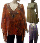 E773S IN STOCK TOP BLOUSE TUNIC CLASSY FLIRTY CHARMING CHOOSE COLOR LOTUSTRADES