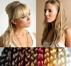 FD388 New Synthetic Hair Band Headband Plait Elastic Bohemia Braid Hairband /1PC