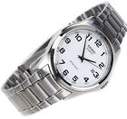 Casio MTP-1183A-7B White Dial Stainless Steel Analog Men Watch