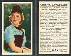 Wix (Max) - Cinema Cavalcade 1940 #1 to #250 Film/Movie Cards (from £0.99 each)