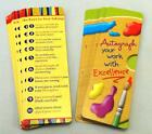 Bookmarks Keys to Test Taking Paint Art Reading Teacher Classroom Homeschool