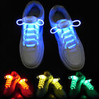 5 Color LED Light Up Shoes Shoelaces Flash Shoestrings Glow in Dark Party Dance