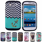 FREE SHIPPING Durable Phone Protect Case Cover For Samsung Galaxy S3 SIII i9300