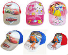 New Girls Boys Cotton Soft Disney For Lovely Sun Hat Baseball Cap Size 2-7Years