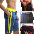 Fashion Mens Sexy Loose Slim Fit Jogging Sports Short  pant Tracksuit Trousers