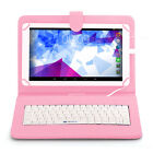 "iRulu VC0882 10.1"" Tablet PC Android 4.0 8GB RAM 1GB DDR3 1GHz HDMI w/ Keyboard"