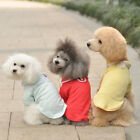 Soft Cotton Pet Dog Puppy Dots Clothes Clothing Custome Outfit T-Shirt IN XS~2XL