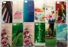 Multiple Design Light Weight Paper Silicon Back Cover For Apple Iphone 5/5S