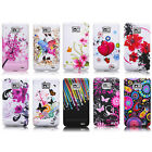 SPARKLE TWINKLE ROSE BOW TPU BUTTERFLY CASE COVERS FOR SAMSUNG GALAXY S2 i9100