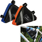 Cycling Bike Bicycle Frame Front Tube Triangle Bag Pouch Saddle Bag Panniers