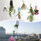 Hanging Ceramic Plant Pot Garden Planter Garden Accessory Without Flower Detail