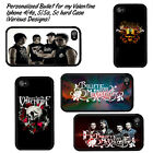 Personalised Bullet For My Valentine iphone 4/4s, 5/5s, 5c hard cover (1)