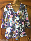 NEW LADIES BODEN FLORAL VINTAGE TOP KAFTAN TUNIC BNWOT SIZE 8 - 20