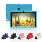 "iRulu16GB Azure 7"" Tablet PC Android 4.2 Dual Core Camera A23 1.5GHz WIFI w/Case"