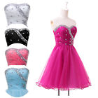 Vogue Sweetheart Formal Party Bridesmaid Cocktail Evening Homecoming Prom Dress