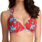 BRAND NEW Freya Swimwear South Pacific Halter Bikini Top 3550 Red Various Sizes