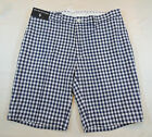 Polo Ralph Lauren Plaid Flat Golf Gingham Shorts 29 30 31 32 33 34 35 36 38 40