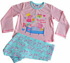 Peppa Pig Pyjamas 1 to 5 Years Peppa Pyjamas Peppa Pjs Pink/Aqua