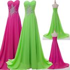 2014 SUPER HOT~Cocktail Party Gown Homecoming Prom Evening Bridesmaid Ball Dress