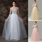 ❤25% Discount! Edel Cocktail Bridesmaid Evening Prom Gown Quinceanera Long Dress