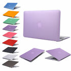 "Plastic Hard Case Cover For Macbook Air Macbook Pro 11""13""15"" Shell + sleeve bag"