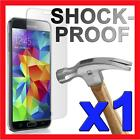Tough Shock proof Scratch Resistant Screen Protector Film for Samsung Galaxy S5