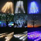 10PCS 60CM LED 3528SMD Meteor Light RGB Blue White Tube String Waterproof DC12V