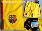 S M L NIKE FC BARCELONA AWAY SHORTS 2012-13 football soccer calcio Tags