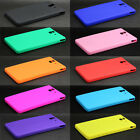 New Rubber Soft Silicone Skin Case Cover Protect Shell For Sony Xperia Z / L36H