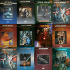 2E Star wars RPG WEG D6 rolplaying multi-list modules rule source books  2nd ed
