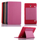 Smart Slim Stand Leather Wake/Sleep Case Cover For Samsung Galaxy Tab S 8.4 T700