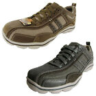Skechers Mens Relaxed Fit Montz Reyvon 64073 Casual Shoe