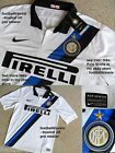 S M L XL XXL NIKE INTER MILAN DRI-FIT Shirt Jersey football soccer calcio AWAY