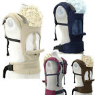 Fashion Portable Infant Baby Carrier Backpack Front Back Belt Sling Comfort Wrap