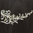 Vintage Vine (White Pearl) Inlay Sticker Decals Guitar Pickguard