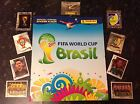 15p Each New Panini Brasil World Cup Stickers - Brazil 2014, Choose From List