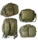 MILITARY ARMY NAV BAG LAP TOP RANGE BAG BLACK OLIVE GREEN NAVIGATION COMPUTER