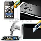 GTI - Premium Tempered Glass Screen Protector Film Explosion Proof for HTC M7 M8