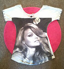 HOT Sexy 2013Authentic 100% Brand NEW All About EVE 'Beauty'T-shirt Top 10/12/14