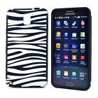 Zebra Print Phone Case High Quality Plastic Cover for Samsung Galaxy Note 3 New