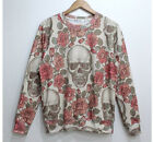 Small Skull Tide 3D Printed Sweater For Women Men Sweatshirts Tops Long  Sleeve